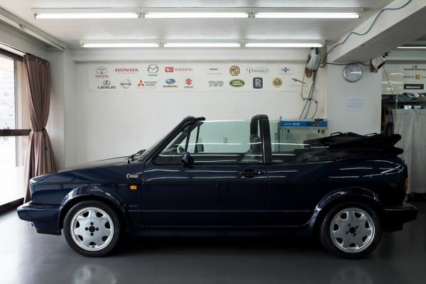 '91y VW Cabrio Classic Line